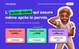 screenshot https://www.ornikar.com Ornikar est la 1ère auto-école en ligne de France
