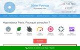 screenshot https://www.peyrega-hypnose-paris.fr/ hypnose