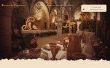 screenshot https://www.provins-banquet-medieval.com/ banquet médiéval