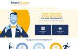 screenshot https://www.smartoctave.fr meilleur contrat d'assurance de prêt