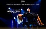 screenshot https://www.steven-magicien.fr Steven magicien