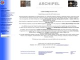 archipel, laboratoire analyse d