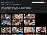 Le plus grand site de vidéos pornos