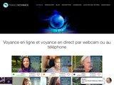 Astrologie et voyance par webcam : consultation voyance en direct, horoscope gratuit, astrologie, tarot