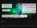 aper�u du site www.academie-de-musique.com/