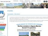 Site Officiel de la Ville de Claret