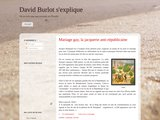 David Burlot s'explique