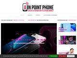 Réparateur iPhone, iPad, iPod, smartphone, Blackberry - Ain Point Phone