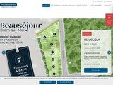 Détails : Bati-Aménagement vente de terrains viabilisés