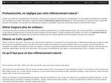 Détails : Annuaire Web Créer un site internet