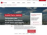 Grand Paris Habitat : construction de logements sociaux