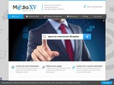 Agence de communication Montpellier - MédiaXV