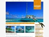 Détails : Location catamaran martinique