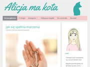 AlicjaMaKota- blog lifestylowo-literacki z humorem