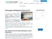 image du site http://www.chirurgie-esthetique-92.fr/