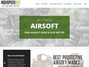 Guide de l'Airsoft en Belgique, France, Suisse, Canada, Luxembourg