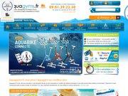 AquagymS:  pour le choix, le sérieux et les prix discount !