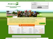 Sulkyland G�rez la carri�re de vos chevaux de course virtuels et devenez un propri�taire richissime....