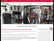 Salle de sport à Saint-André-les-Alpes