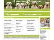 Détails : Annuaire web spécial chiens (Gratuit)