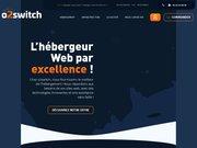 Détails : O2switch - Hébergement Web