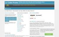 Des codes promo avec Le Code Promo