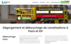 image du site http://http://www.debouchage-paris.com/