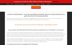 image du site http://marrakech.viaprestige-holidays.com/