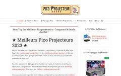image du site http://picoprojecteur.top