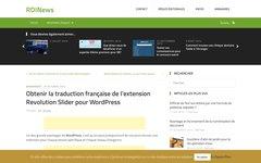 image du site http://rdinews.com/obtenir-la-traduction-francaise-de-lextension-revolution-slider-pour-wo