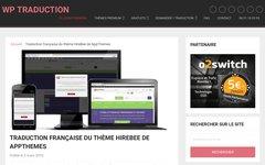 image du site http://wp-traduction.com/downloads/traduction-francaise-theme-hirebee-appthemes/
