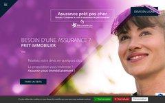 image du site http://www.assurance-pret-pas-cher.com