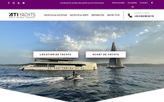 image du site http://www.atiyachts.com
