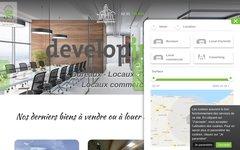 image du site http://www.developimmo.fr