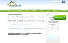 image du site http://www.ecolovie-services.fr/
