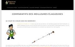 image du site http://www.elagueuse-warrior.com