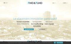 image du site http://www.findandfund.com