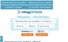 image du site http://www.i-skimontagne.com/
