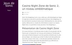 image du site http://www.jeux2sonic.org