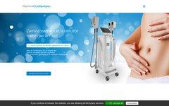 image du site http://www.machinecryolipolyse.fr/