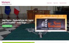 image du site http://www.mytapis.fr