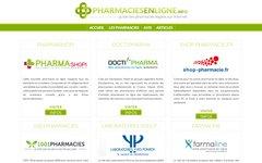 image du site http://www.pharmaciesenligne.info