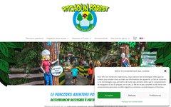 image du site http://www.pitchounforest.com/