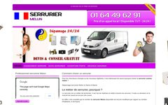 image du site http://www.serrurier-melun.com/