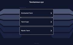 image du site http://www.tarotamour.xyz/