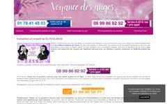 image du site http://www.voyance-des-anges.com/