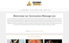 image du site https://www.accessoires-massage.xyz