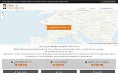 image du site https://www.allo-taxi.pro