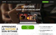 image du site https://www.hguitare.com