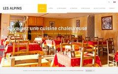 image du site https://www.hotel-les-alpins.fr/